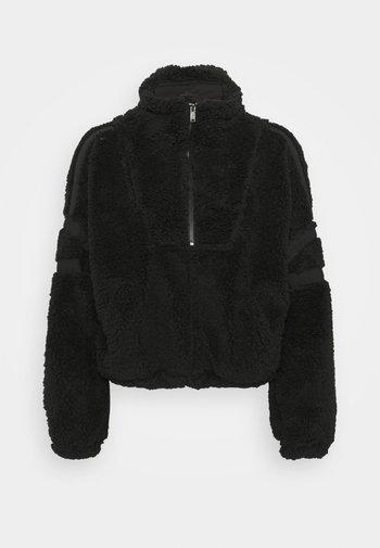 NANTUCKET - Fleece trui - black