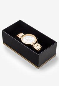 Carlheim - ADLER 42MM - Chronograaf - rose gold-silver - 4