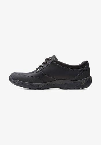 FIGG - Casual lace-ups - black