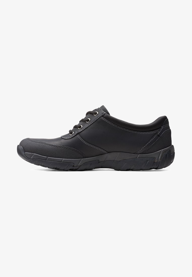 Clarks - FIGG - Casual lace-ups - black