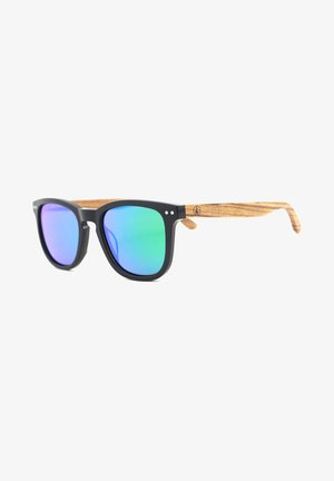 Solglasögon - grau blau