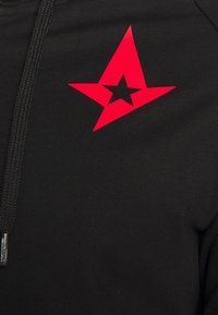 Hummel - ASTRALIS ZIP HOODIE - Zip-up sweatshirt - black - 4