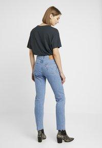 Levi's® - 501® CROP - Straight leg jeans - tango beats - 2