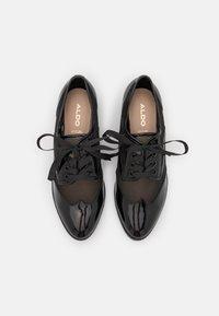ALDO - KEDAEMA - Lace-ups - black - 5