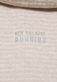 New Balance - HEAT GRID HOODIE - Hoodie - mottled light grey - 4