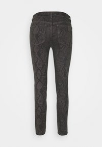 DL1961 - FLORENCE ANKLE MID RISE - Jeans Skinny Fit - grey/black - 1
