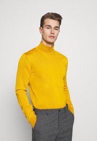 Casual Friday - KONRAD  - Jumper - golden yellow - 0