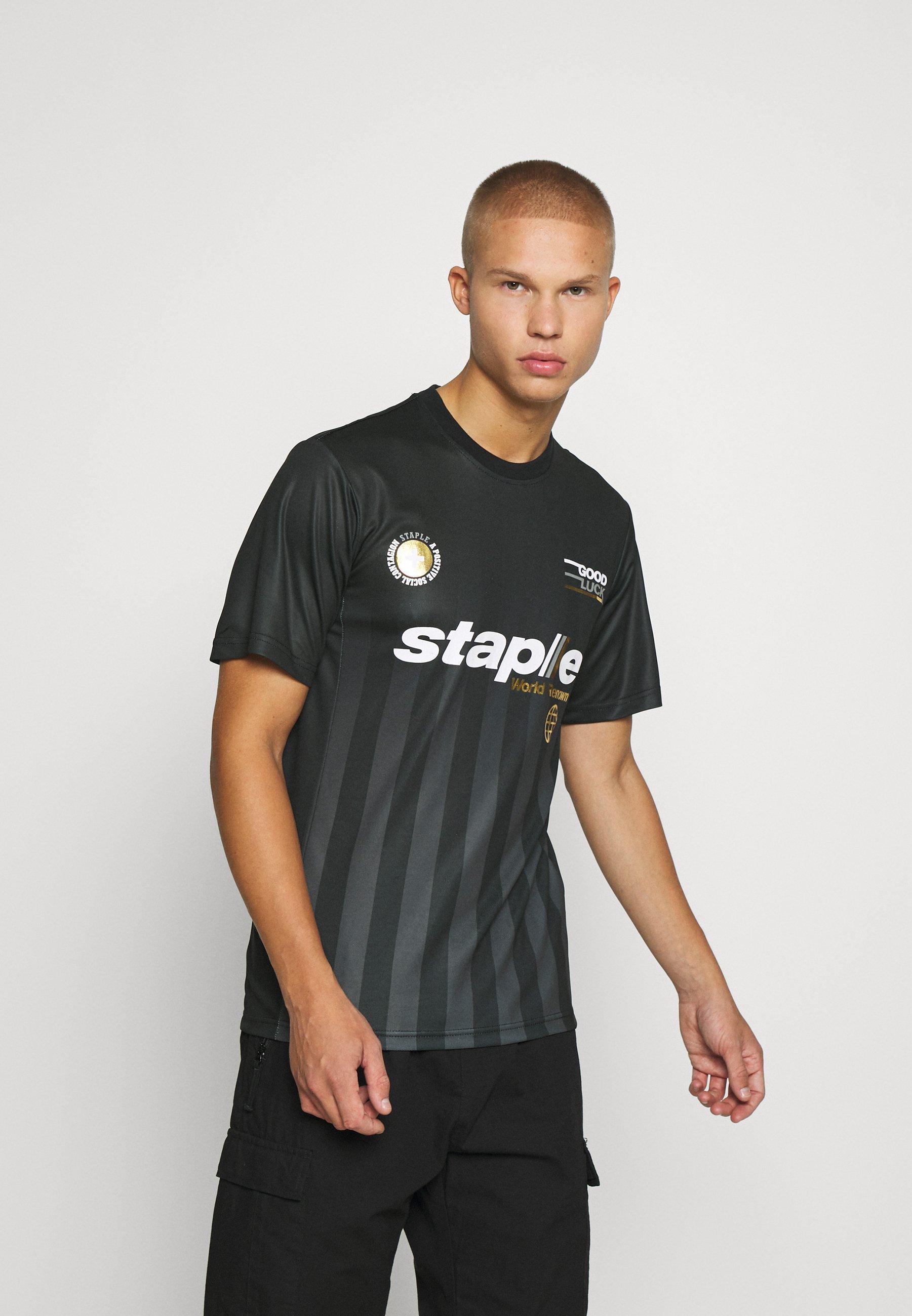 Herren VERTICAL SOCCER UNISEX - T-Shirt print