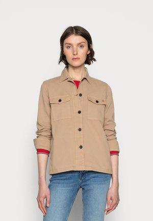 BLEND SHACKET - Summer jacket - beige
