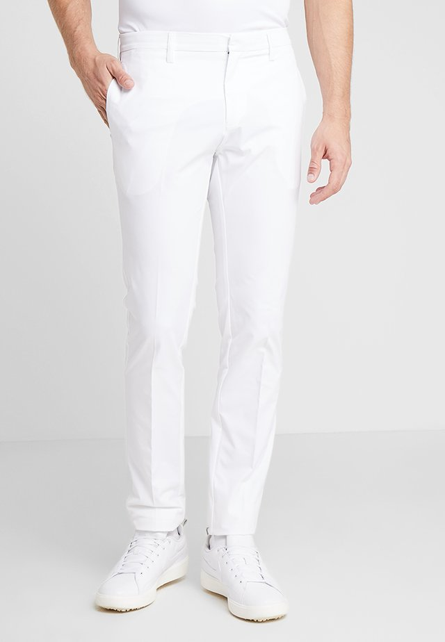 BYRON LIGHT - Chinos - white