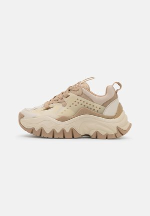VEGAN TRAIL ONE - Sneakers laag - beige