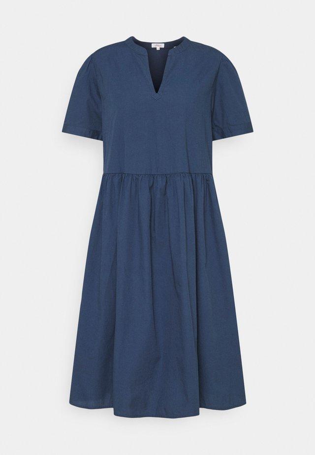 LANG - Sukienka letnia - dark blue