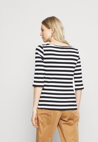 Anna Field - Long sleeved top - black/white - 2