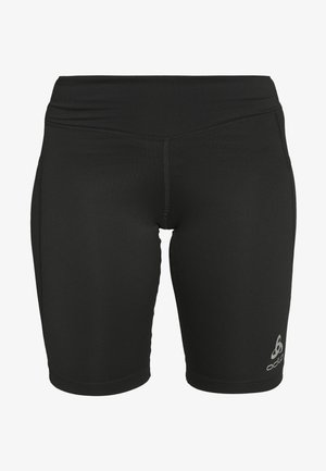 SHORTS SMOOTHSOFT - Tights - black