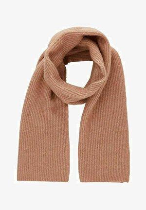 Sjaal - tobacco brown