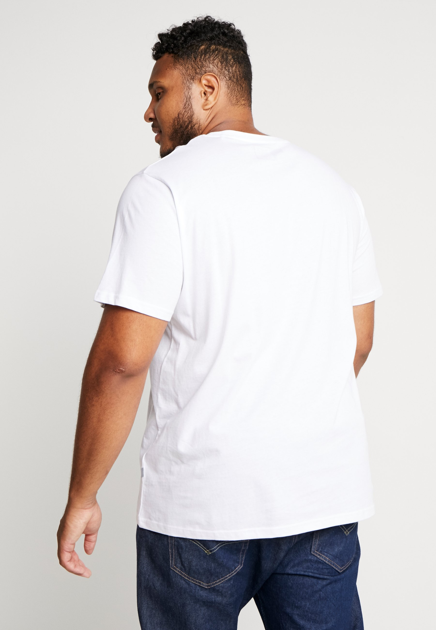 Solid ROCK - Basic T-shirt - white pUZ3G