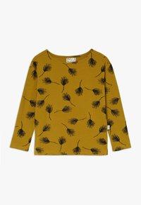 Mainio - PINE SHIRT - Langærmede T-shirts - golden palm - 0