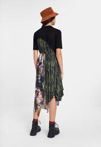 Desigual - TAIPEI - Day dress - black - 2