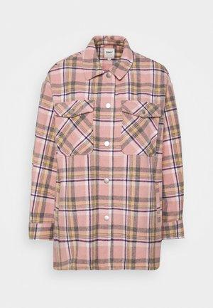ONLELLENE VALDA CHACKET - Summer jacket - rose smoke/pink/purple