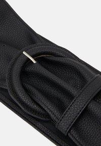 Pieces - PCANDREA WAIST BELT - Waist belt - black - 4