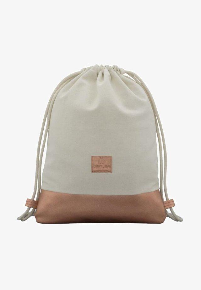Johnny Urban - TURNBEUTEL LUKE - Sports bag - off white