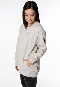 alife & kickin - HELEN  - Sweatshirt - white - 3