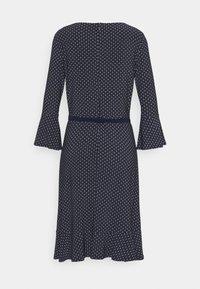 Lauren Ralph Lauren - PRINTED DRESS - Jersey dress - navy/colonial - 6
