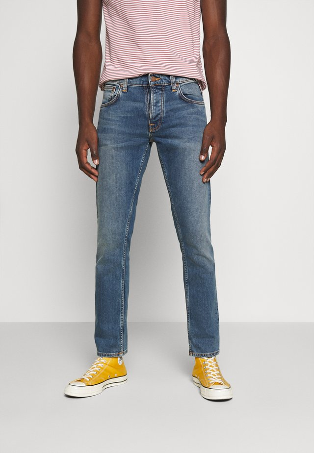 GRIM TIM - Slim fit jeans - ojai blues