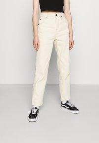 Dickies - Straight leg jeans - ecru - 0
