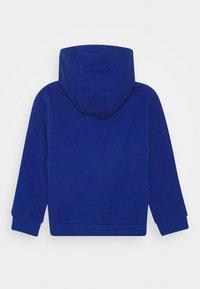 Benetton - JACKET HOOD - Hoodie met rits - blue - 1