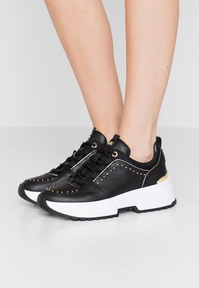 COSMO TRAINER - Zapatillas - black