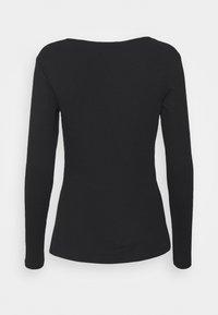 Anna Field - T-shirt à manches longues - black - 1