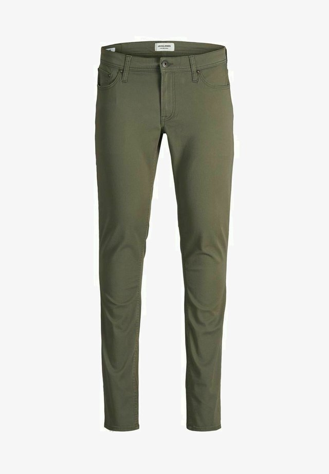 LIAM ORIGINAL - Jeans Skinny Fit - dusty olive