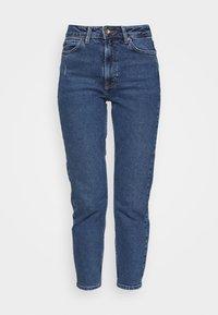 JDYKAJA LIFE - Straight leg jeans - medium blue denim