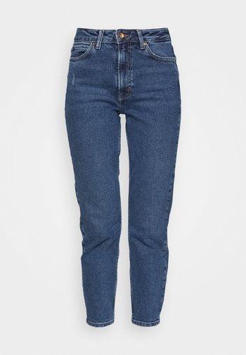 JDYKAJA LIFE - Straight leg -farkut - medium blue denim