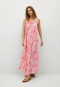 Mango - Maxi dress - rose - 0