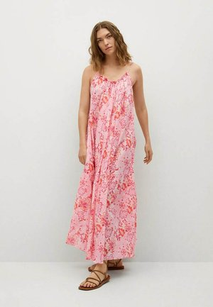Maxi dress - rose