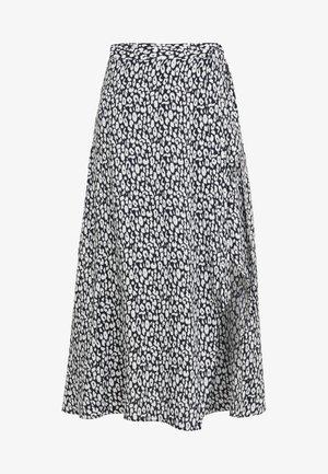 TANAKA - Długa spódnica - white