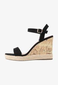 New Look - PERTH - Sandály na vysokém podpatku - black - 1