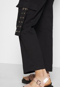 The Ragged Priest - TIME TROUSER - Pantalones - black - 3
