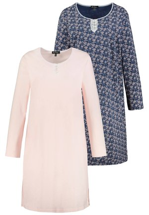 Nightie - light pink, blue
