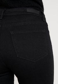 Opus - ELMA SOFT - Slim fit jeans - soft black - 3