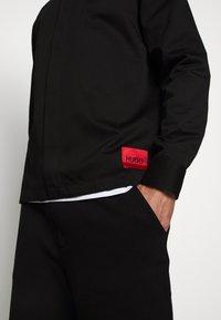 HUGO - EPINO - Shirt - black - 3