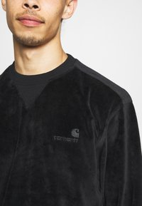 Carhartt WIP - UNITED SCRIPT - T-shirt à manches longues - black - 5