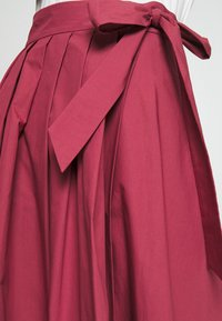 WEEKEND MaxMara - OBLARE - Pleated skirt - dunkelmauve - 4