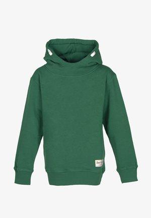 Hoodie - dark-green