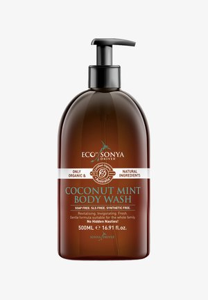 COCONUT & MINT BODY WASH - Shower gel - -