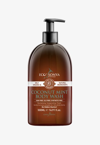 COCONUT & MINT BODY WASH - Shower gel - -