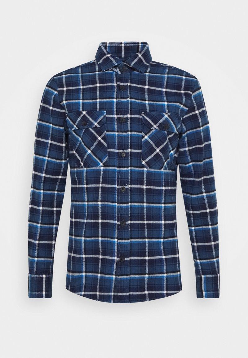 JOOP! Jeans - HUG - Camisa - medium blue