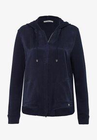 BRAX - Zip-up sweatshirt - marine - 3